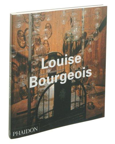 9780714893990: Louise Bourgeois (Beaux-arts - Artistes contemporains)