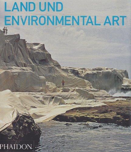 Land und Environmental Art. German text.: Kastner, Jeffrey &
