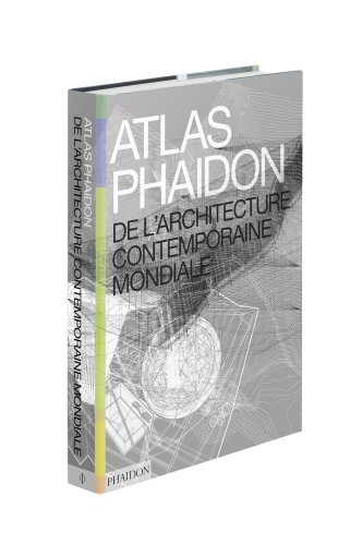 9780714894171: Atlas Phaidon de l'architecture contemporaine mondiale