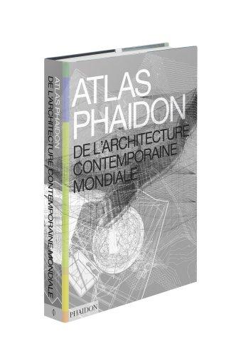 9780714894171: Atlas Phaidon de l'architecture contemporaine mondiale