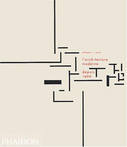 9780714894188: L'architecture moderne depuis 1900 (Architecture - Thème)
