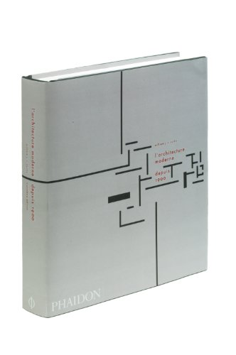 9780714894911: ARCHITECTURE MODERNE DEPUIS 1900 (L')