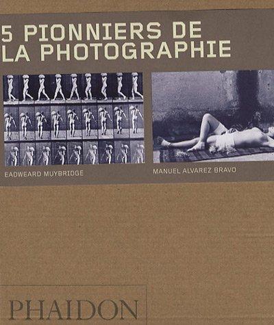 9780714896557: Coffret 5 pionniers de la photographie en 5 volumes : Manuel Alvarez Bravo, Eadweard Muybridge, Martin Chambi, Daido Moriyama, Mathew Brady