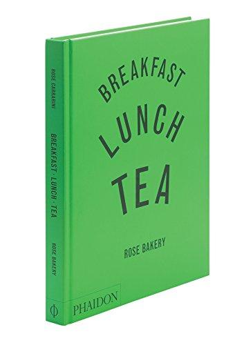 9780714897172: Breakfast Lunch Tea