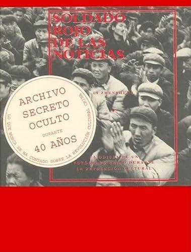 9780714897875: Solado Rojo De Las Noticias (Spanish Edition)