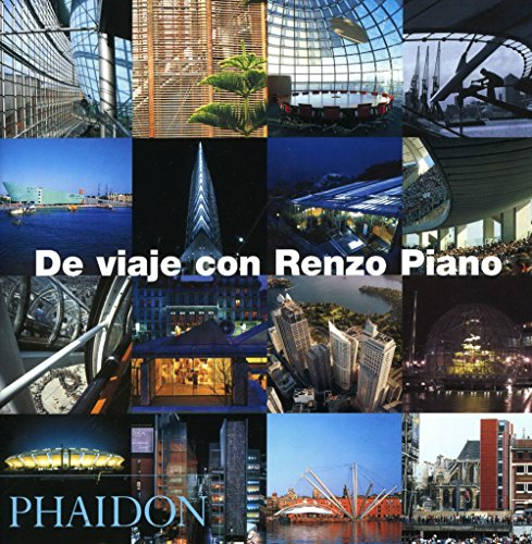 9780714898421: De Viaje con Renzo Piano/On Tour with Renzo Piano (Spanish Edition)