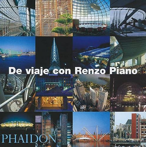 9780714898421: De Viaje con Renzo Piano/On Tour with Renzo Piano (Spanish Edition)