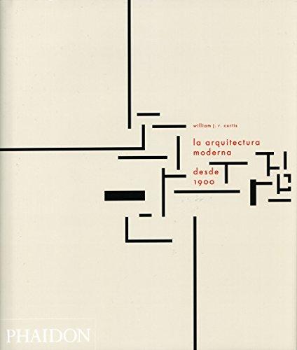9780714898506: La arquitectura moderna desde 1900, tercera edicion (Spanish Edition)