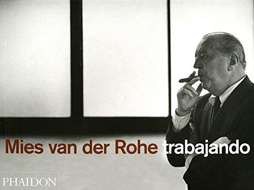 9780714898537: Mies Van Der Rohe Trabajando