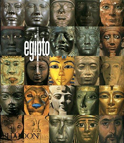 9780714898889: EGIPTO 4000 AÃ'OS DE ARTE