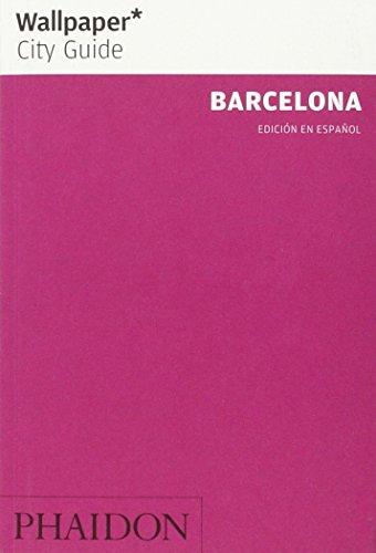 9780714899190: BARCELONA Wallpaper City Guide