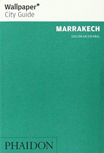 9780714899251: Wallpaper City Guide: Marrakech
