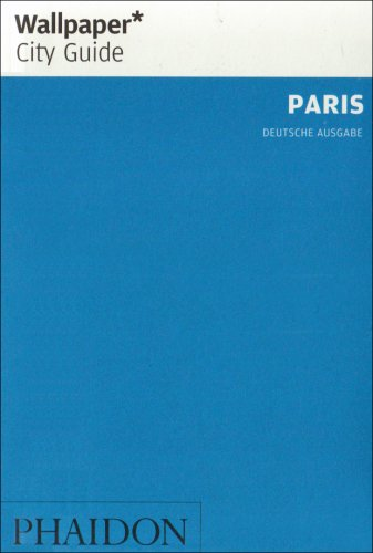9780714899879: Wallpaper City Guide Paris