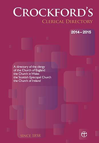 Crockford's Clerical Directory: Church of England