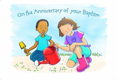 9780715122525: Baptism Anniversary Cards