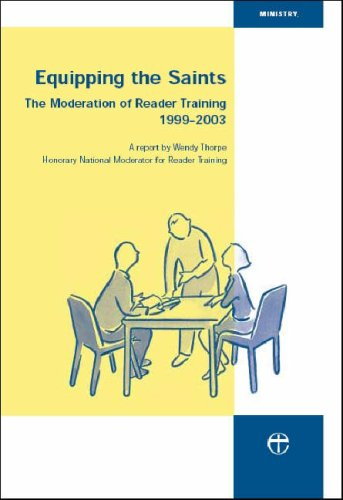 Equipping the saints: the moderation of reader: THORPE W