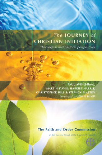 9780715142370: The Journey of Christian Initiation: Theological and Pastoral Perspectives