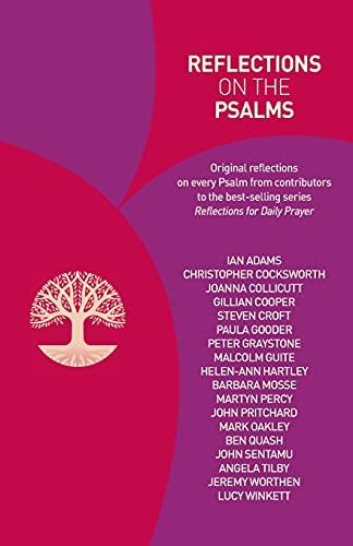 Reflections on the Psalms: Ian Adams (author),