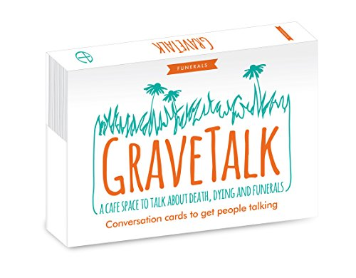 9780715147030: GraveTalk: Cards: A cafe space to talk about death, dying and funerals