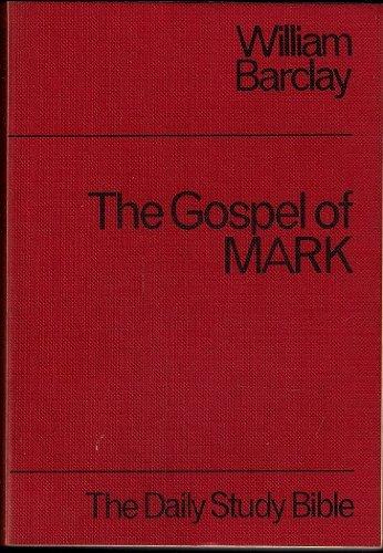 9780715200810: Mark (Daily Study Bible)