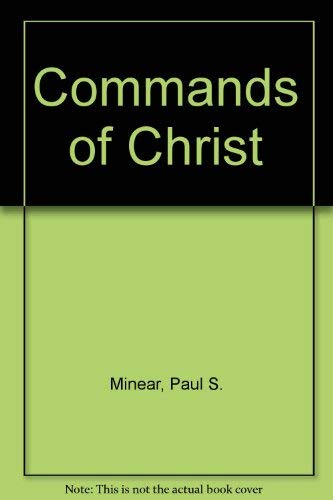 9780715202159: Commands of Christ