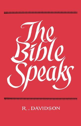 9780715202418: The Bible Speaks