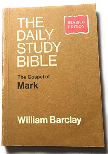 9780715202722: Gospel of Mark (Daily Study Bible)