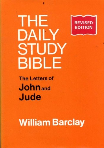 9780715203019: Letters of John and Jude (Daily Study Bible)