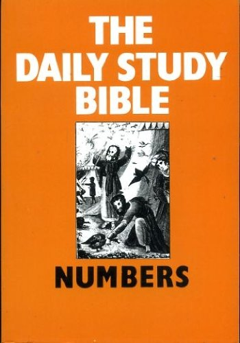 9780715205228: NUMBERS (Daily Study Bible)
