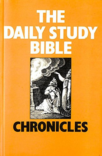 9780715205273: Chronicles (Daily Study Bible)