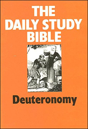 9780715205310: Deuteronomy (Daily Study Bible)
