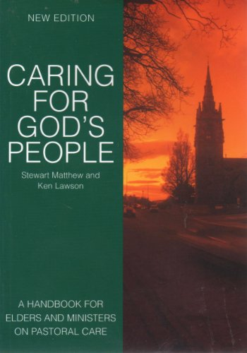 9780715207079: Caring for God's People: Handbook for Elders and Ministers on Pastoral Care