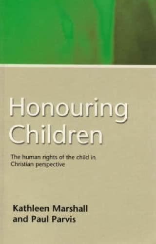 9780715208106: Honouring Children