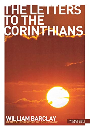 9780715208984: The Letters to the Corinthians (Daily Study Bible)