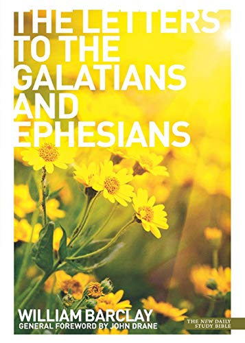 9780715208991: The Letters to the Galatians and Ephesians
