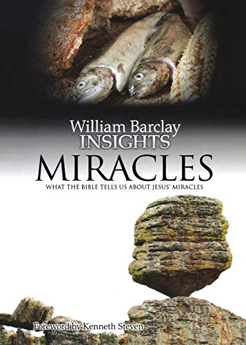 9780715209332: Miracles: What the Bible Tells Us About Jesus' Miracles (Insights)