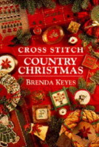 9780715300350: Cross Stitch Country Christmas
