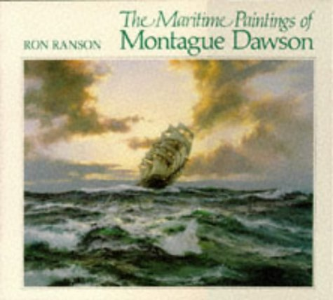 9780715300459: The Maritime Paintings of Montague Dawson