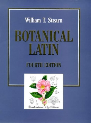 9780715300527: Botanical Latin: History, Grammar Syntax, Terminology and Vocabulary (English and Latin Edition)