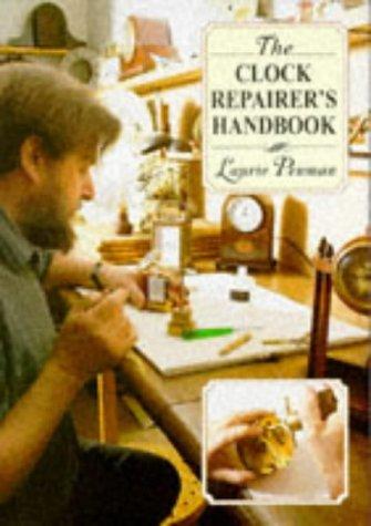 9780715300541: The Clock Repairer's Handbook
