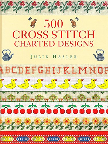9780715300787: 500 Cross Stitch Charted Designs