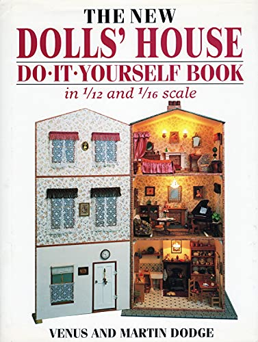 9780715301029: The New Dolls' House Do-it-yourself Book: In 1/12 and 1/16 Scale