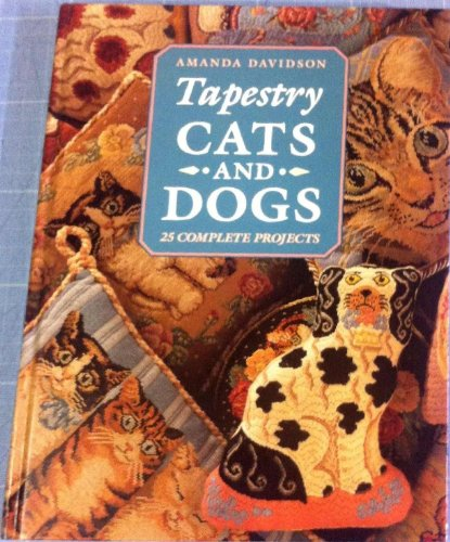 9780715301678: Tapestry Cats and Dogs