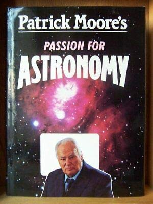 9780715301821: Patrick Moore's Passion for Astronomy