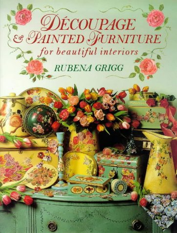 9780715301845: Decoupage and Painted Furniture