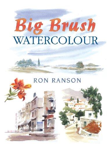 9780715301951: Big Brush Watercolour