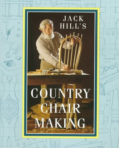9780715303139: Jack Hill's Country Chair Making