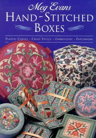 9780715303313: Hand-stitched Boxes: Plastic Canvas, Cross Stitch, Embroidery and Patchwork