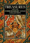 9780715303726: Treasures from the Embroiderers' Guild Collection