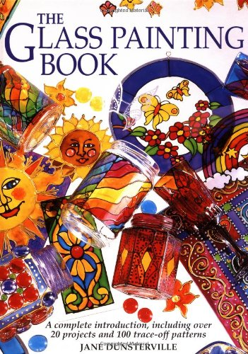 9780715304280: The Glass Painting Book